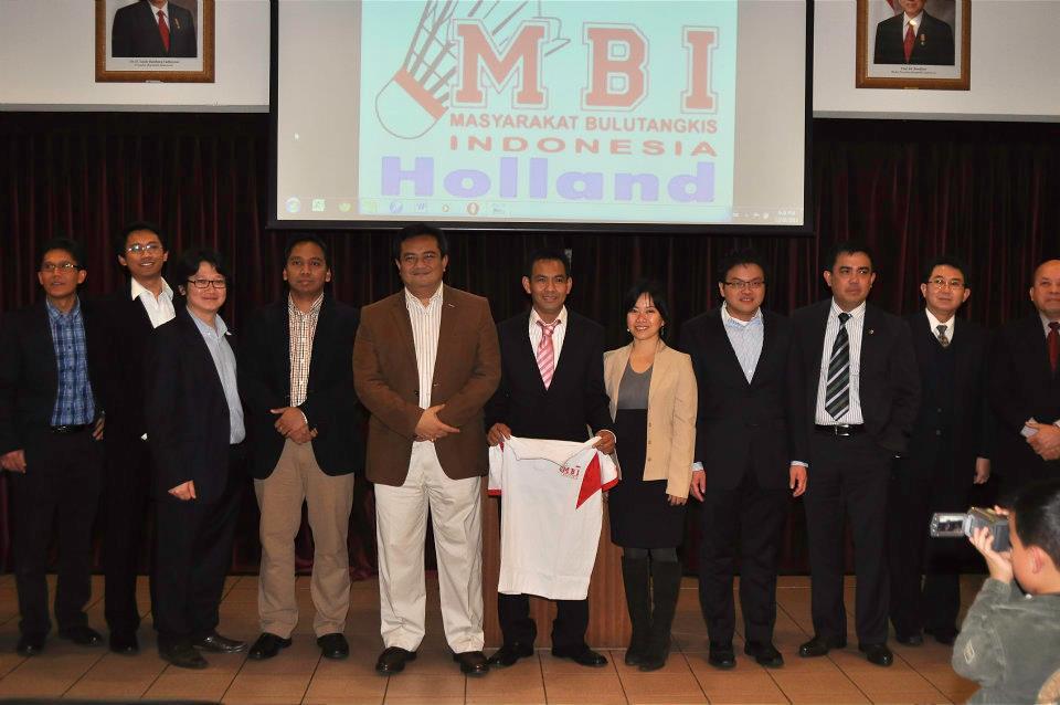Merger MBI – KBRI Den Haag 2011