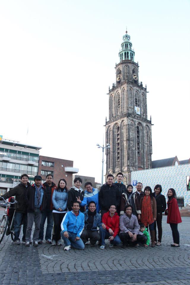Friendly match MB-PPI Groningen