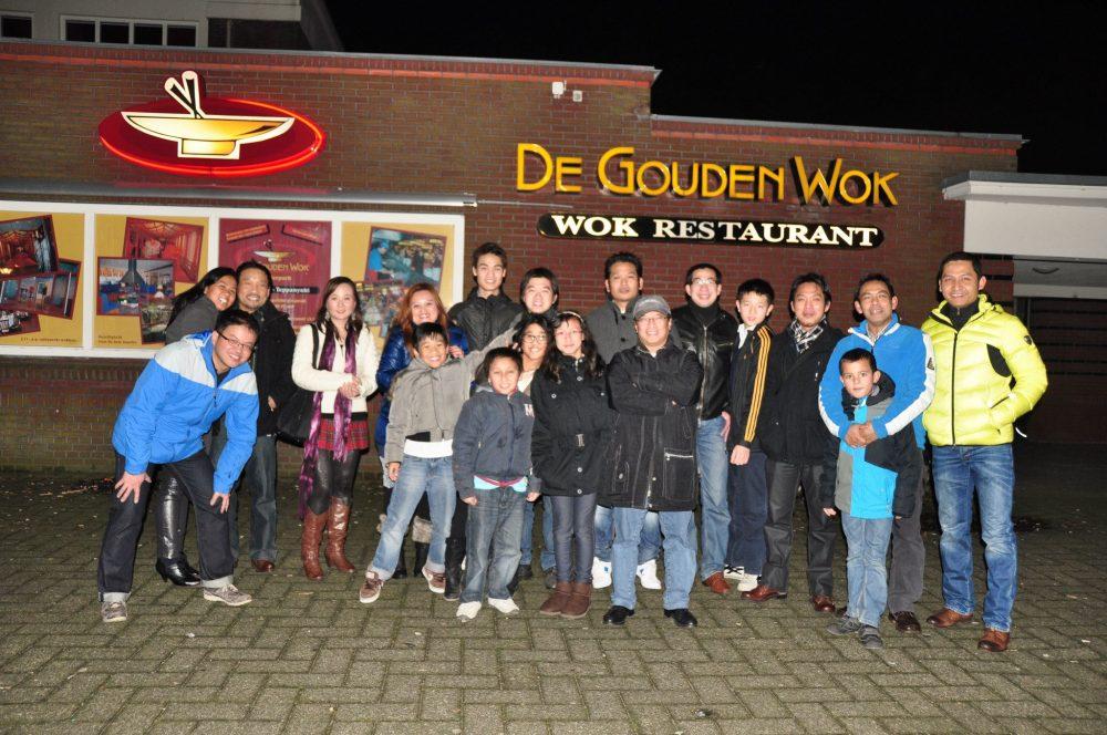 Dinner WOK 2012