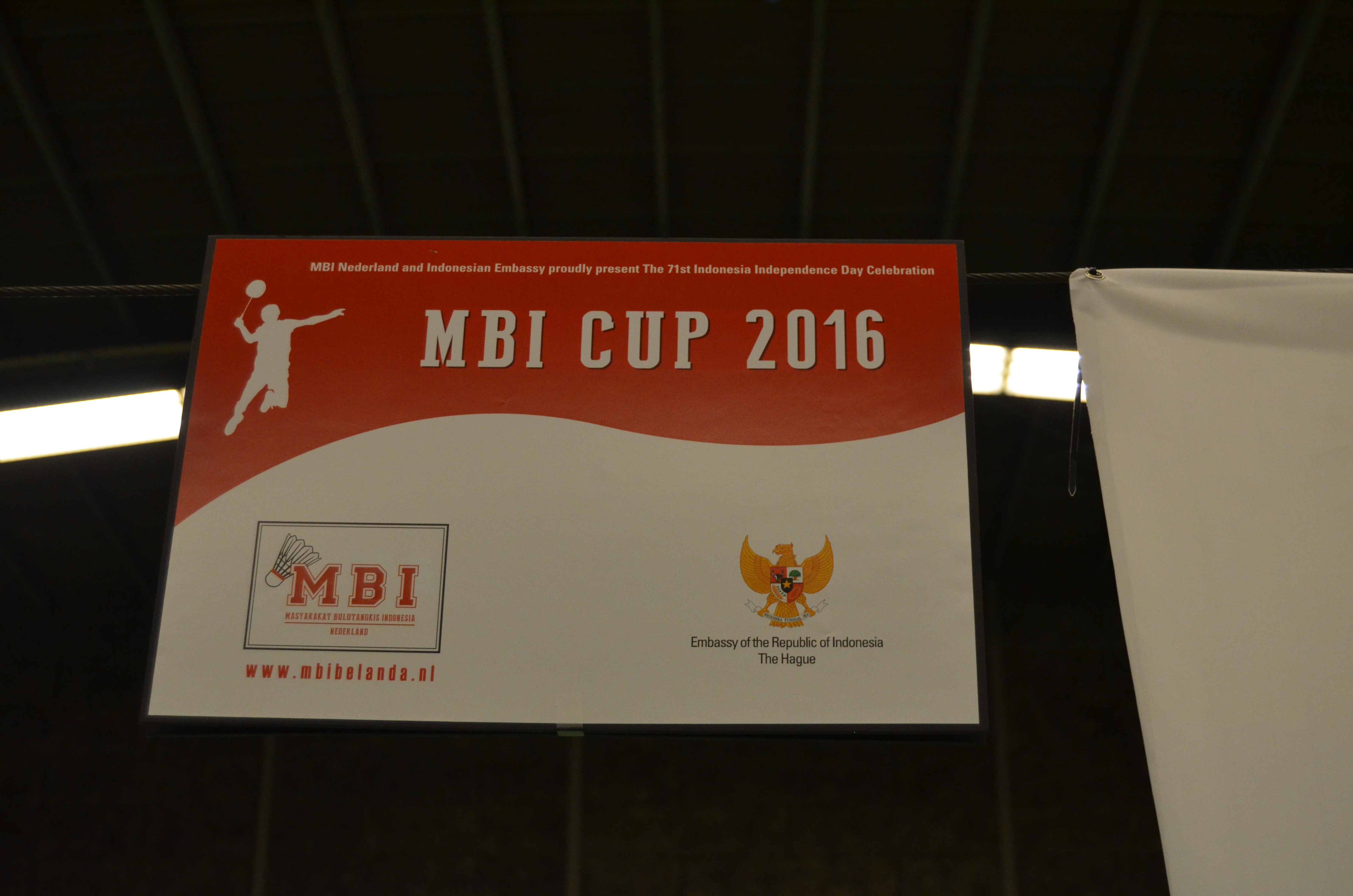 MBI cup 2016
